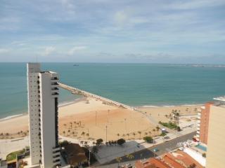 Apartamento Mobiliado Com Linda Vista para o Mar, Fortaleza