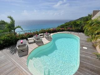 Gouverneur Cliff - Ideal for Couples and Families, Beautiful Pool and Beach