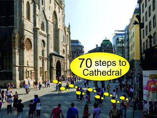 St. Stephen I 'only 1 min. St. Stephen Cathedral'