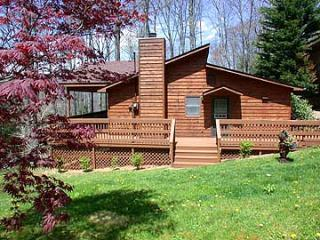 Pet Friendly, Air Condition, Large Yard, Wooded, Maggie Valley