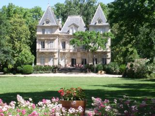 Charming Country Castle HORTES, Pezenas