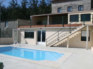 House with pool for groups, Santiago de Compostela