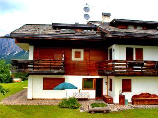 Cà I Soffi - piano terra sud, Cortina D'Ampezzo