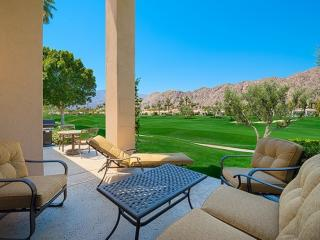 PGA West Palmer on Shoal Creek, 2nd hole, Golf and Mountain Views