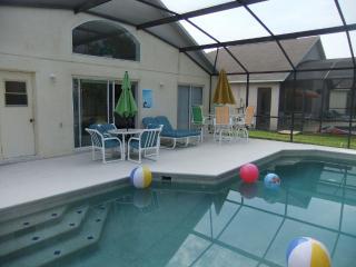 4 Bed 2 Bath villa own pool close to Disney (A)