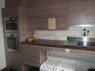 new kitchen with all temporary comfort
