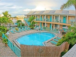 Clearwater Beach waterfront rental.