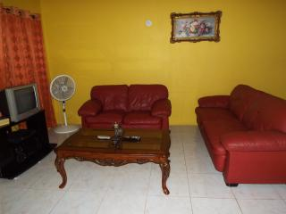 Cozy 2 Bedroom  Apt.#1, Spanish Town