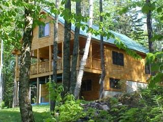 #150 New log cabin in a serene setting