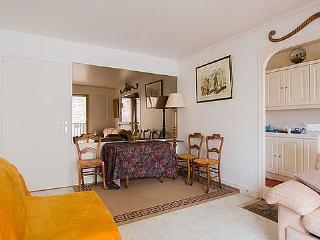 1 Bedroom Apartment in Paris, France