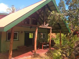 Custom Ohia Tree House with Loft