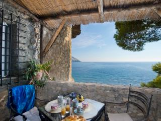 Spectacular apartment. Terrific views, Positano