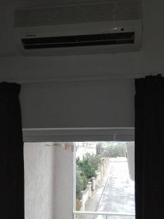 Air conditioning units in all bedrooms