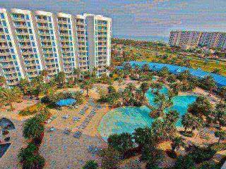 GORGEOUS views of the Gulf from this 7th floor unit. Free Wifi And Family Dolphi