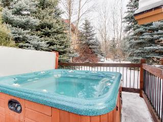 Luxury mountain townhome w/shared hot tub!, Steamboat Springs