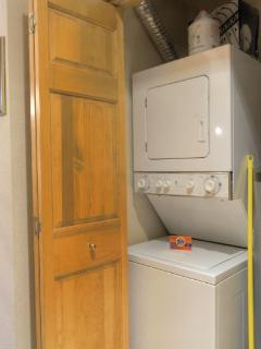 Washer and Dryer -