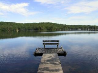 5 Acres Lakefront Estate Villa w/ private Beach ~ RA65711, Litchfield