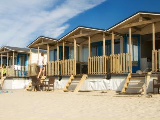 Fantastische & zeer complete Strandhuisjes, Wijk aan Zee