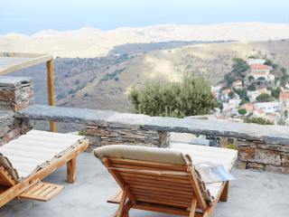 Junior Suite with sea view - Kea Village Suites & Villa