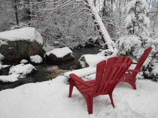 Au pied du ruisseau, Quebec City