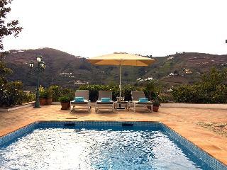 Luxe vakantievilla met privé-zwembad, Cómpeta