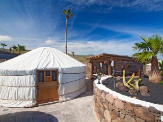 Doble Eco Yurt, Arrieta