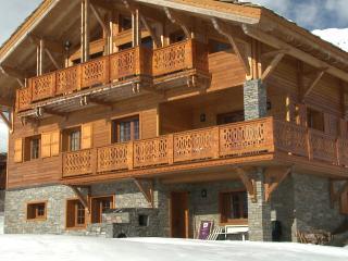 Appartement dans chalet 4 étoiles sur les pistes, L'Alpe-d'Huez