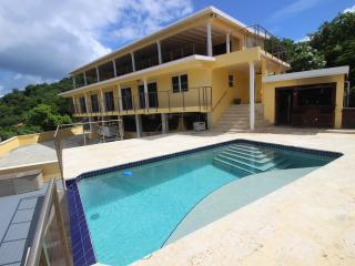 Isla Paradiso | St. Thomas USVI | 7 Bedrooms, 4.5 Bathrooms
