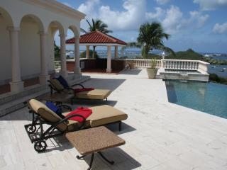 Jardins de Bellevue - Luxurious Holiday between the sky and the sea, Marigot