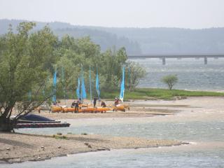 Ferienapartment mit Seeblick für 2 Personen, Mohnesee