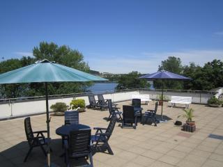 Ferienwohnung mit Pool für 4 Personen, Mohnesee