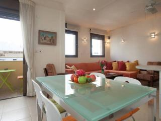 Central New Cozy 1 BD by the beach, Tel Aviv