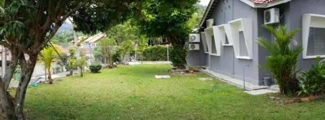 Large garden space. 4 spacious bedrooms.