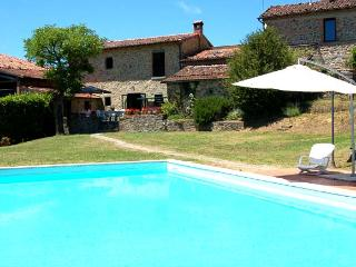 House with private pool/garden in Garfagnana, Villa Collemandina