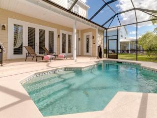 5 bedroom, 4.5 bathroom villa with fantastic games room, private pool and 2 living rooms, Loughman
