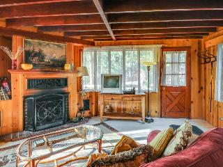 Lodge w/expansive patio & mountain views - Dogs are welcome!, Idyllwild
