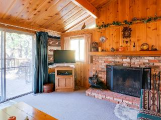 Rustic and cozy rental close to trails. Sleeps six!, Idyllwild