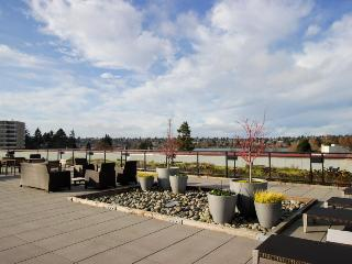 Chic lakefront condo w/ building amenities - Dogs welcome!