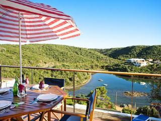 Villa  con amarre , excelentes vistas al Puerto, Mahon