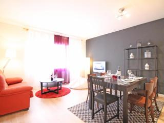 Great apartment 1min from the beach