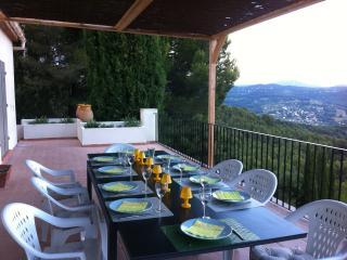 Villa ente Bandol et La Cadière d'Azur