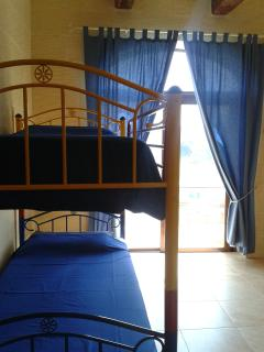 Bedroom 2 - Bunk Beds