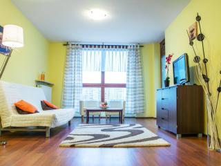 Apartament Chłodna, Varsovia
