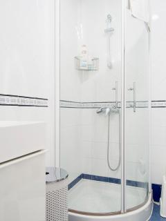 THE BATHROOM (Shower) / CUARTO DE BAÑO (Ducha)