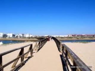Apartamento para 4 personas a 100 m de la playa, Isla Cristina
