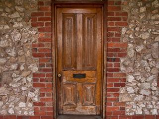 Stone Cottage front door