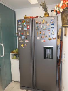 Doble door fridge/freezer