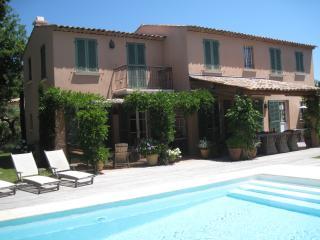 Villa Tropis, St-Tropez