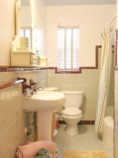 Main central bathroom
