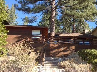 A rare find!  Cozy classic Tahoe cabin on the lake.